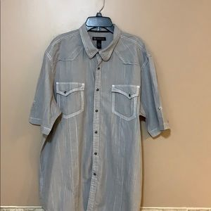 Western Style S/S Shirt